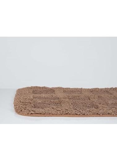 İrya Banyo Paspası Ruth Kahve 40X60 + 60X90 Kahve